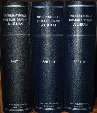 Worldwide Stamp Albums