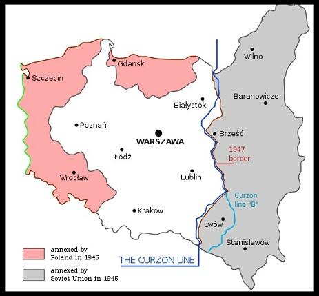Ww2 Poland Map.Generalgouvernment Poland A Brief History