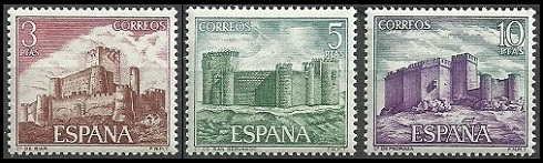 On Thematic Spanish Stamps