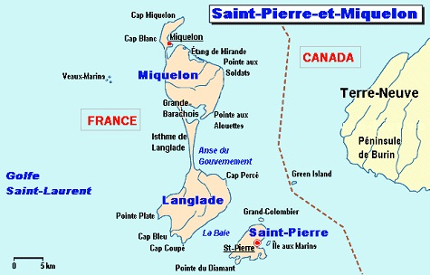 St Pierre and Miquelon Stamps