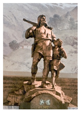 Image result for william tell switzerland