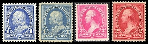 Us Classic Stamps General Issues Of 1894 1900