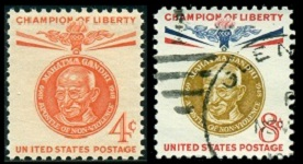 Champion of Liberty Issues of 1957-1961