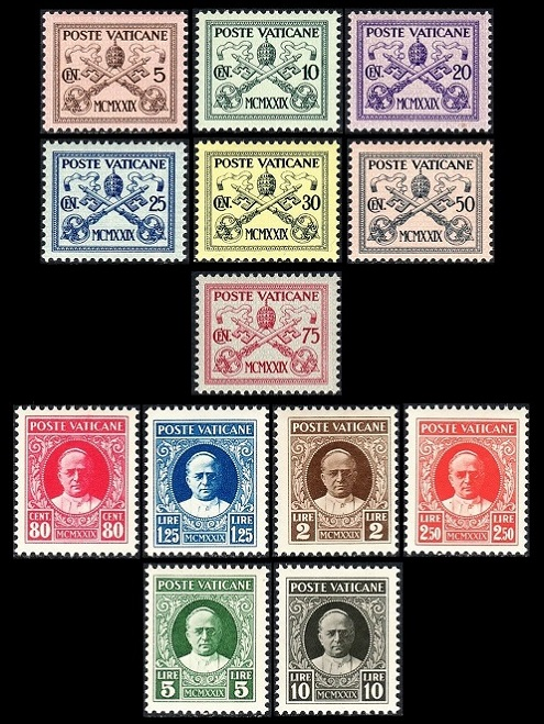 Issues Of 1929-1934