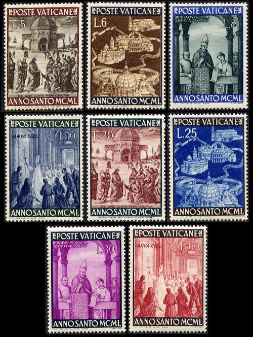 Issues Of 1949-1951