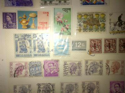 my stamps